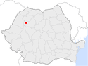 Huedin in Romania.png
