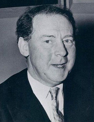 Shadow Chancellor of the Exchequer - Image: Hugh Gaitskell 1958