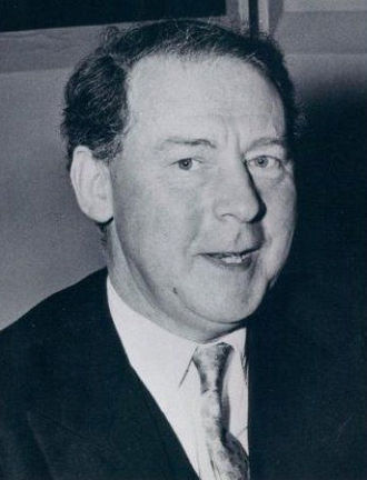 United Kingdom general election, 1959 - Image: Hugh Gaitskell 1958
