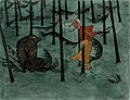 Hugo Simberg - Fear in The Woods - A II 968-22 - Finnish National Gallery.jpg