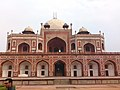 Humayun's Tomb - Front View.jpg