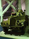 Humber Light Reconnaissance Car at RAF Museum London (front).jpg