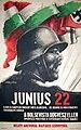 Hungarian army propaganda poster WWII.jpg
