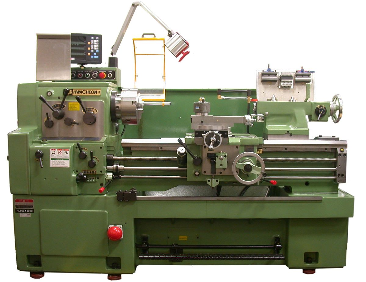 Metal lathe - Wikipedia