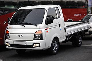Hyundai Porter Motor vehicle