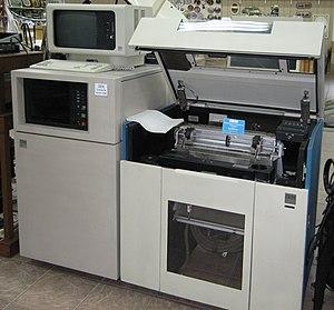IBM System/34 - IBM System/34 (model 5340)
