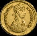 INC-2022-a Солид. Валентиниан II. Ок. 383—388 гг. (аверс).png