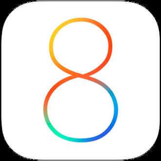 IOS 8 - Image: IOS 8 logo
