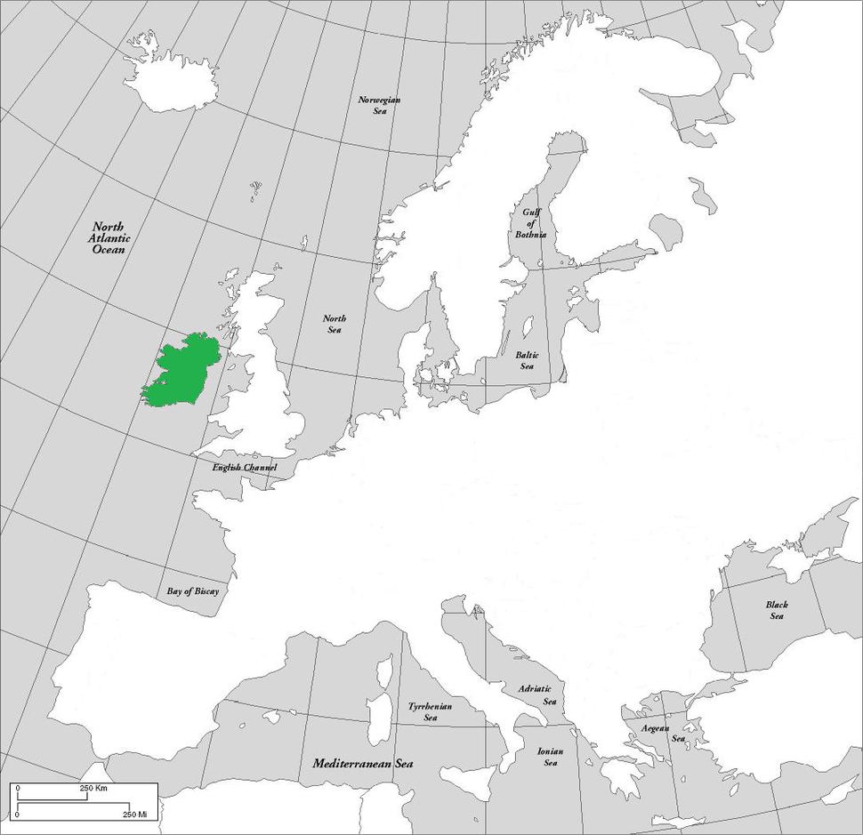 IRL Europe location