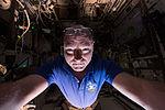 ISS-44 Scott Kelly in the Columbus module.jpg