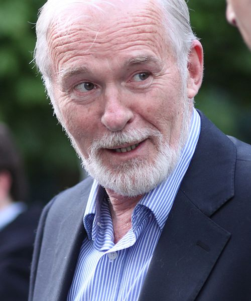 Ian McElhinney - the cool, friendly, enchanting,  actor  with North-Irish roots in 2019