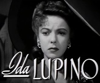 The Hard Way (1943 film) - Image: Ida Lupino in The Hard Way trailer 2