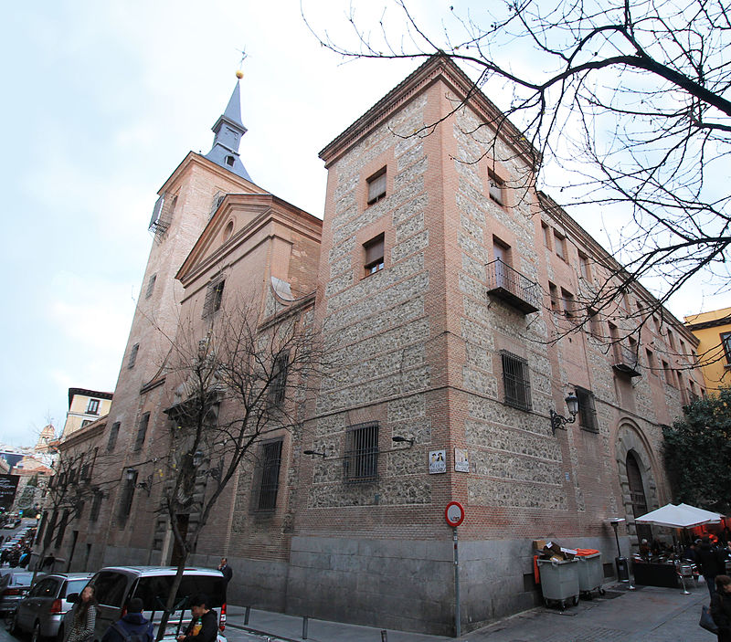 Iglesia de San Ginés (Madrid) 12.jpg