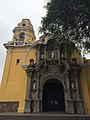 Igreja La Santíssima Cruz, Lima - Peru - panoramio.jpg
