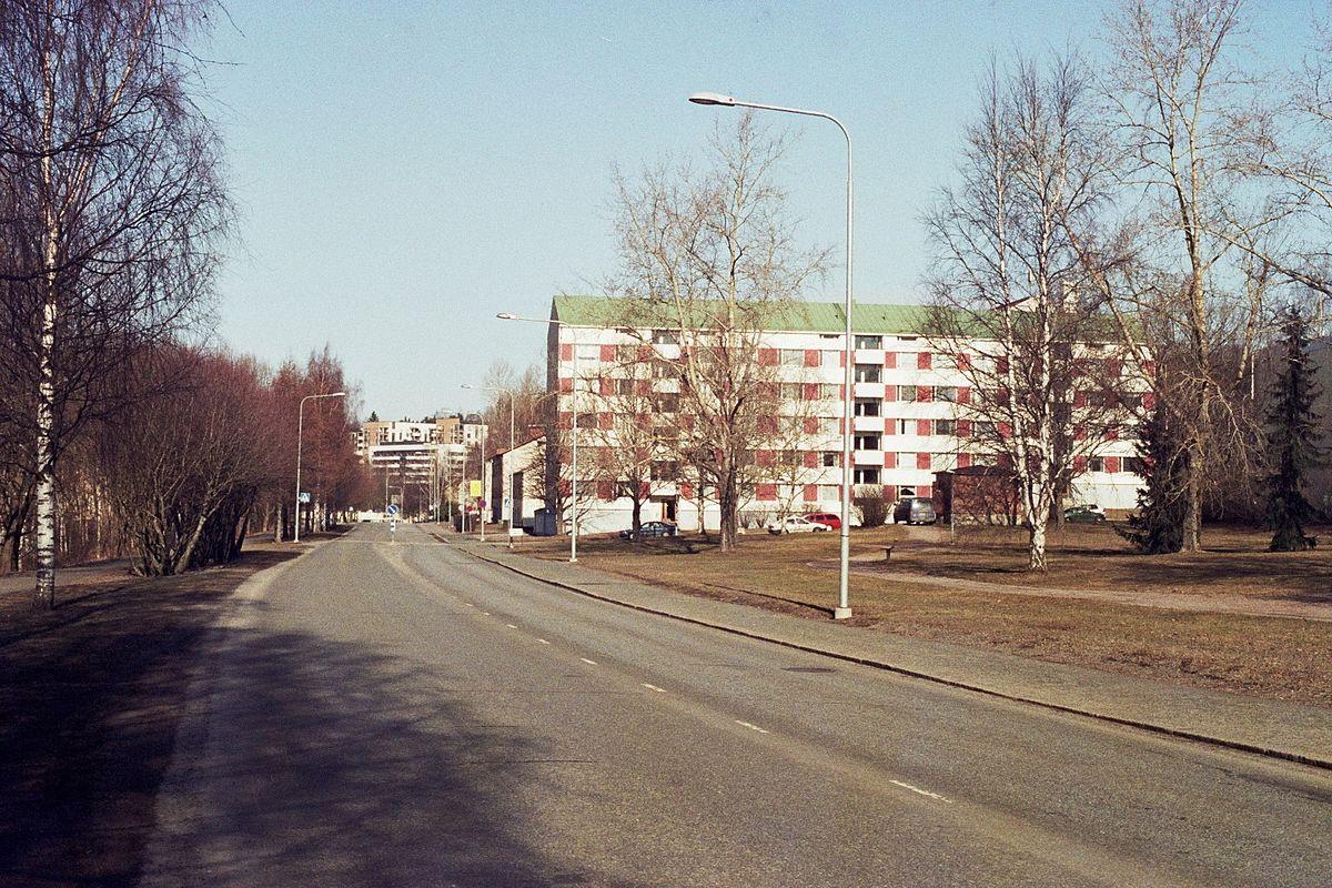 Järvensivun Koulu