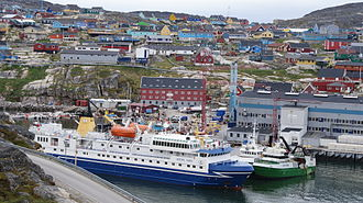 Arctic Umiaq Line - Sarpik Ittuk now sails as M/S Ocean Nova of Nova Cruising.