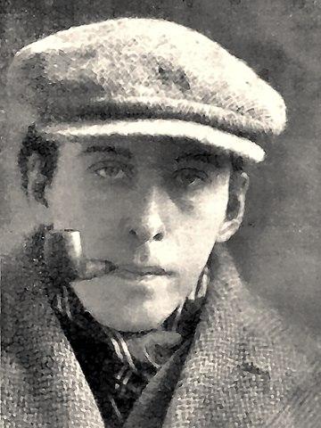 Эренбург в 1925 году