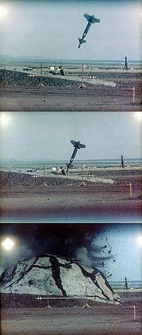 Image-GBU-24 Missile testmontage-gi BLU-109 bomb