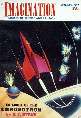 Imagination cover December 1952