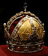Imperial Crown of Austria (Vienna).JPG