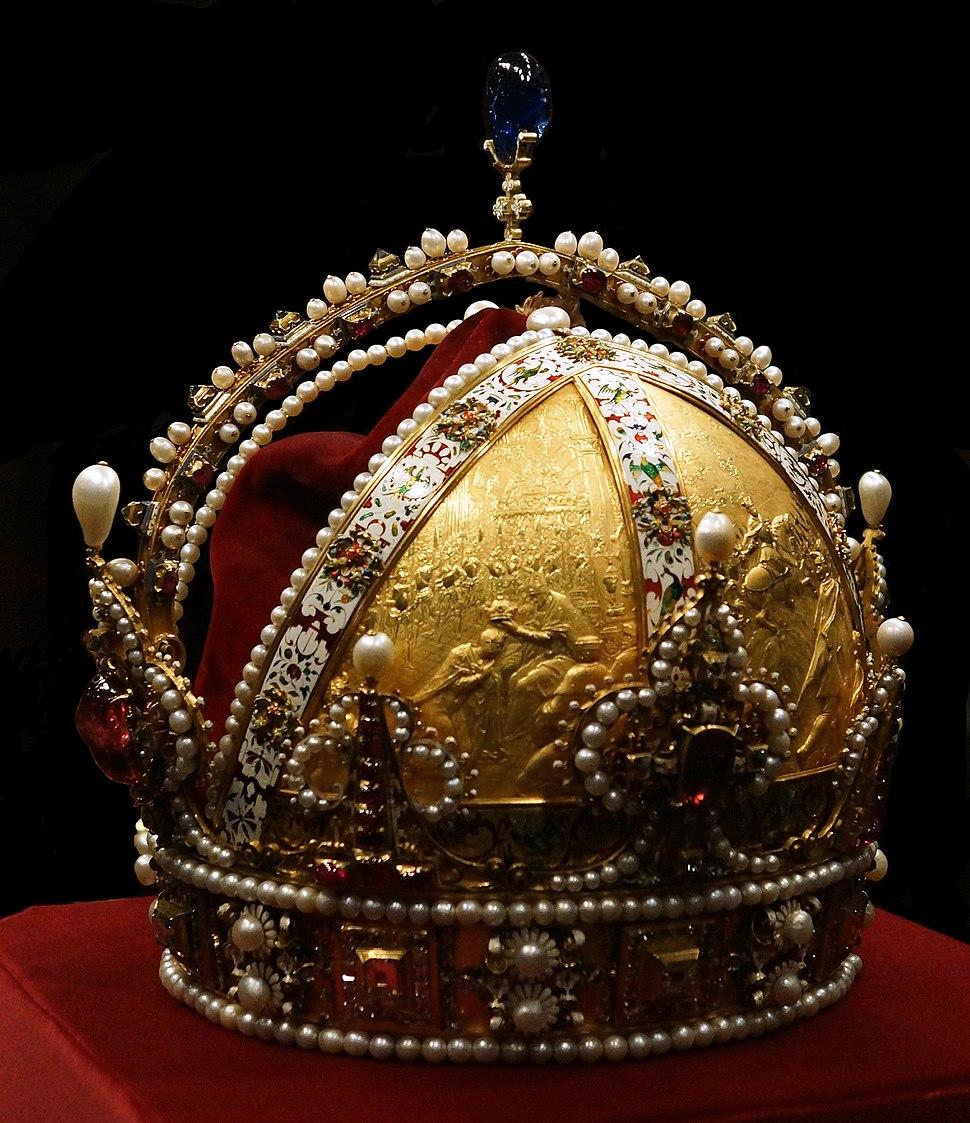 Imperial Crown of Austria (Vienna)