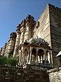 Inde Rajasthan Jodhpur Fort Entree - panoramio (1).jpg
