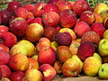 India - Koyambedu Market - Apples 01 (3986184795).jpg