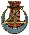 Insigne du 1er régiment de Zouaves.jpg