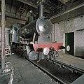 Interieur remise, met locomotief - Goes - 20344613 - RCE.jpg