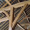 interieur schuur, gebint - vierlingsbeek - 20337112 - rce