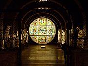Interior del Museo dell'Opera del Duomo de Siena.JPG