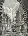 Interior of the Mosque and Tomb of Kayt Bey (1878) - TIMEA.jpg
