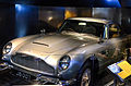 International Spy Museum - Exquisitely Evil - Bond's Aston Martin DB5 (25858881720).jpg