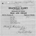 """Invoice for milk for """"baby camel"""" - NARA - 292692.tif"""