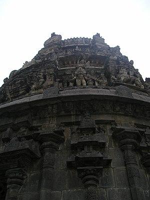 Iravatanesvara Temple, Kanchipuram - Image: Iratheshwarar 1