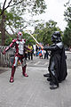 Iron Man VS Darth Vader in CWT39 20150301a.jpg