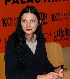 Iva Frühlingová Czech model and singer
