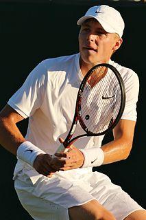 Ilya Ivashka Belarusian tennis player