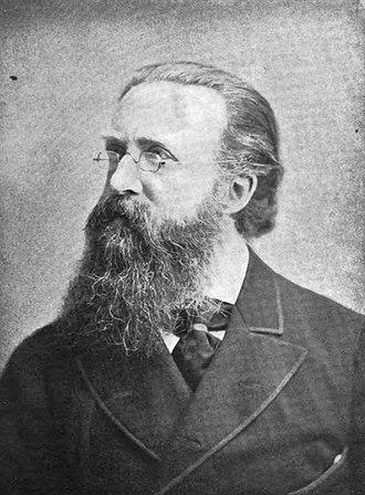 1892 United Kingdom general election in Ireland - Image: J. Mc Carthy (1830–1912)