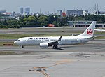 JAL Express 737-800 JA346J at ITM (28082354362).jpg