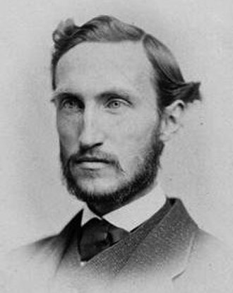 Josiah Willard Gibbs - Gibbs during his time as a tutor at Yale