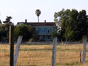 Jackson Fay Brown House - Image: Jackson Fay Brown House, 6751 Maine Prairie Rd., Dixon, CA 5 4 2013 6 37 45 PM
