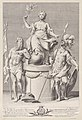 "Jacob Bonneau engraving titled ""Group of statues representing Peace"".jpg"