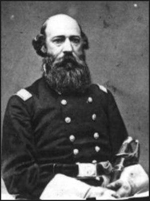 Jacob Gartner Lauman - Jacob Gartner Lauman photo taken between 1861 and 1865
