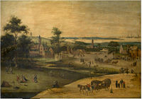 Jacob Grimmer - Village on the Scheldt.jpg