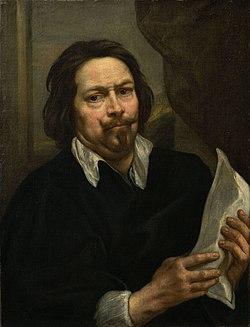 Jacob Jordaens - Zelfportret - Autoportrait - Fonds Generet - Koning Boudewijnstichting - Fondation Roi Baudouin.jpg