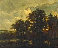 Jacob van Ruisdael - Farm.jpg