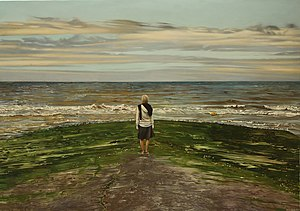 Solitude - Solitude and the Sea, a theme by Jacques Bodin