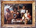 Jacques jordaens, satiro e contadini in un'osteria, 01.JPG