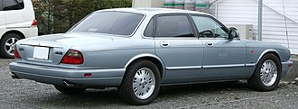 Jaguar XJ (X300) - Jaguar XJ6